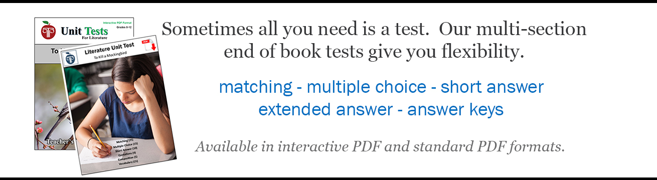 Novel Unit Tests