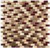 Bella Glass Tiles Porcello Series Autumn Acorns