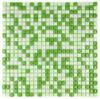 My Tile Backsplash Sicily Collection Series Cube Snapdragon