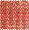 My Tile Backsplash Sicily Collection Series Rhomboid Wildfire