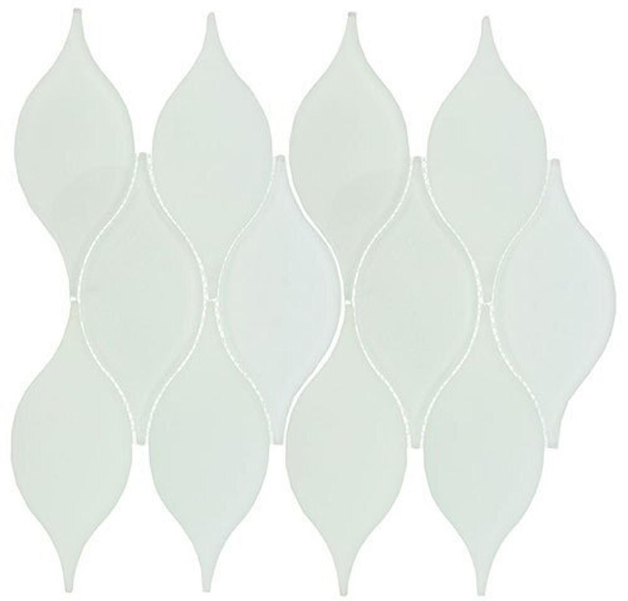 Bella Glass Tiles Windchime Series Cloudy Breeze