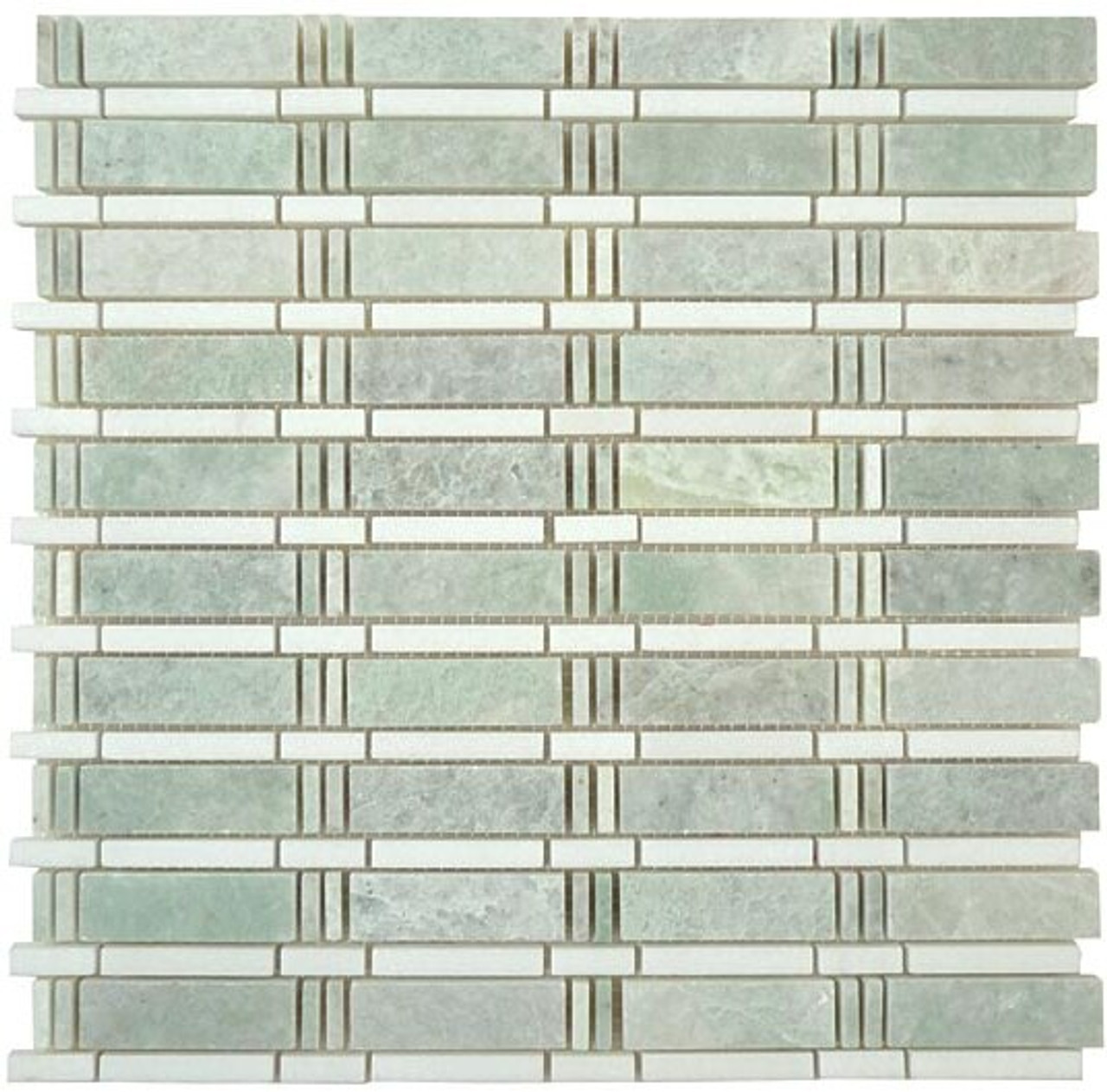 Bella Glass Tiles Skyline Series Marble Mosaic SL82