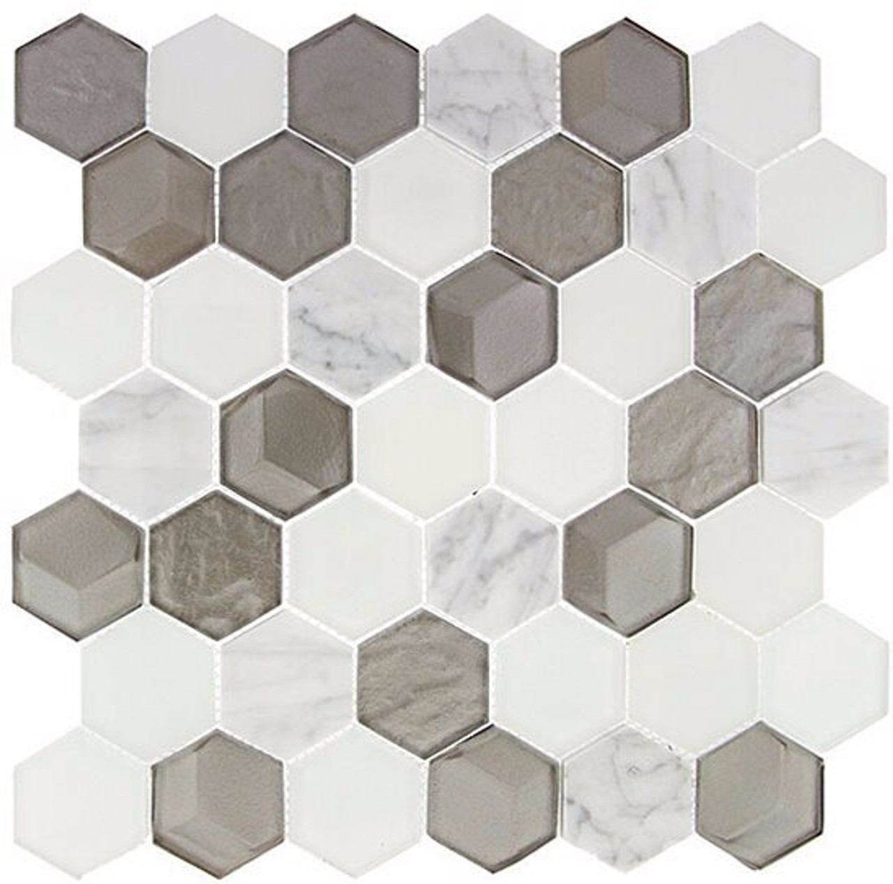 Bella Glass Tiles Queens Lair Aspen Grove