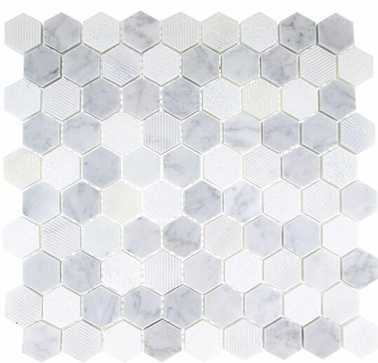 Bella Glass Tiles Excalibur Timber Wolf