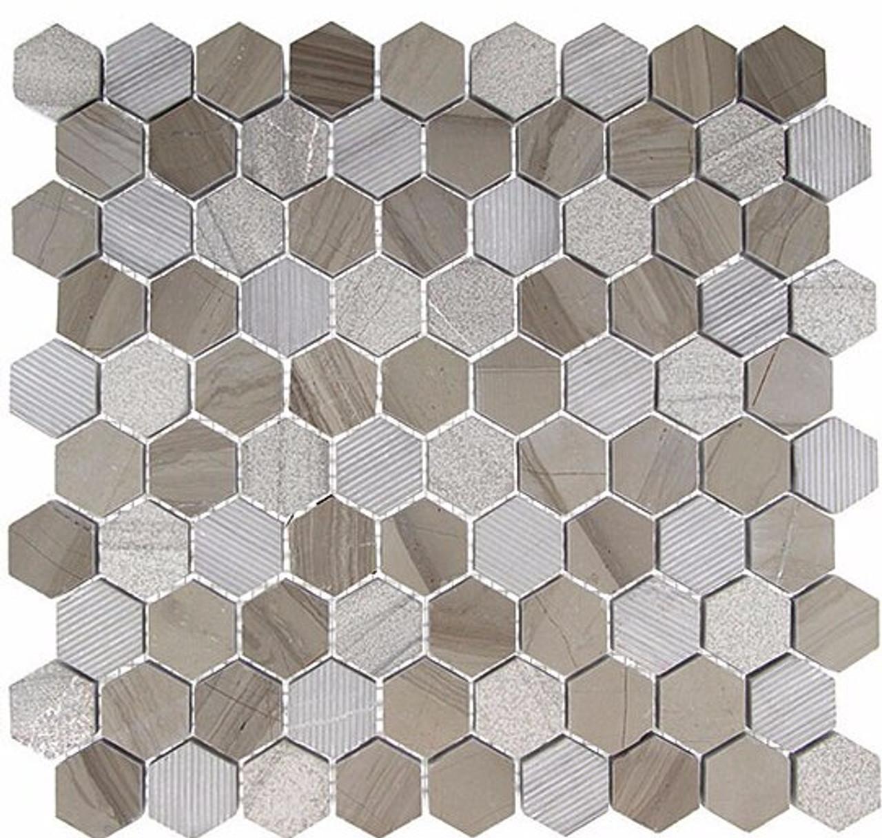 Bella Glass Tiles Excalibur Smokey Tan