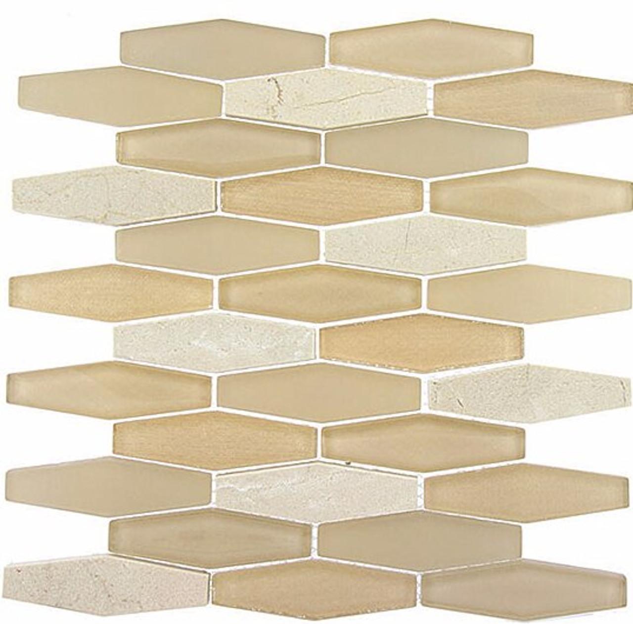 Bella Glass Tiles Astro Series Agave Specks STR-192