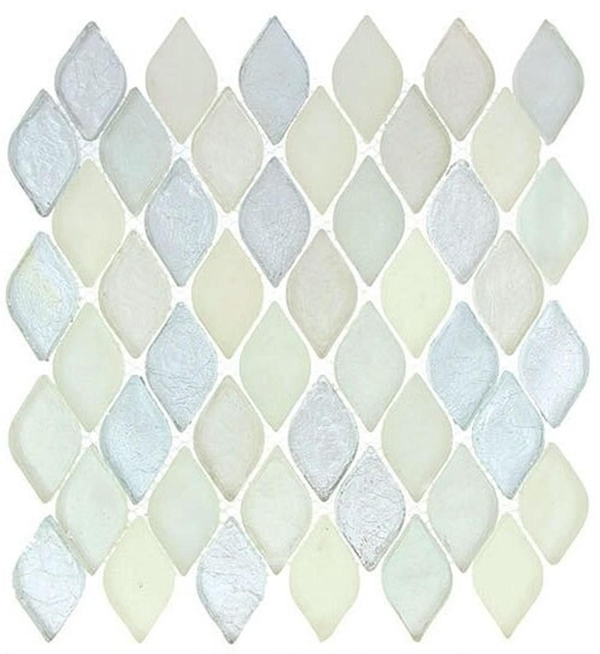 Bella Glass Tiles Aquatica Series Misty Water