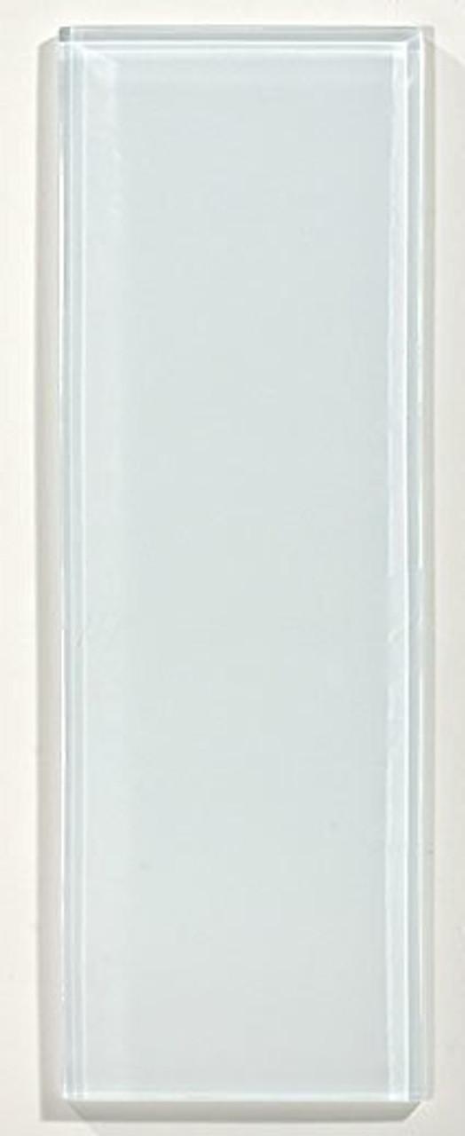 Bella Glass Tiles Glacier Series 4 x 12 Glass Subway Tile