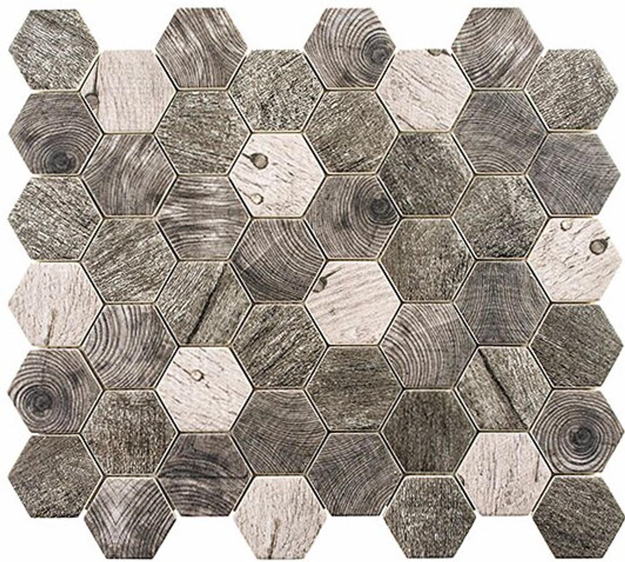 Bella Glass Tiles Woodland Series Asbury Heath