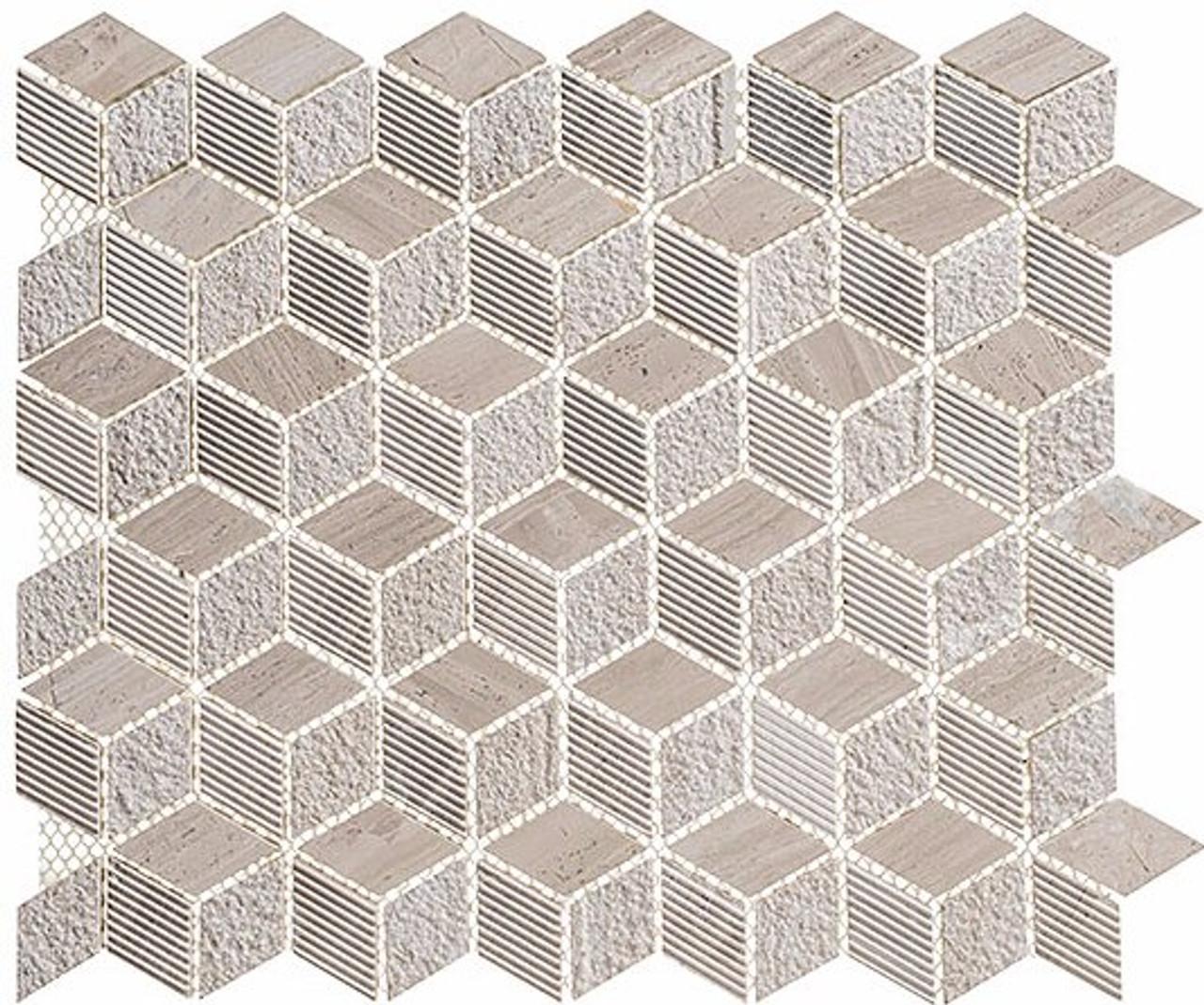 Bella Glass Tiles Arctic Series Frozen Lake