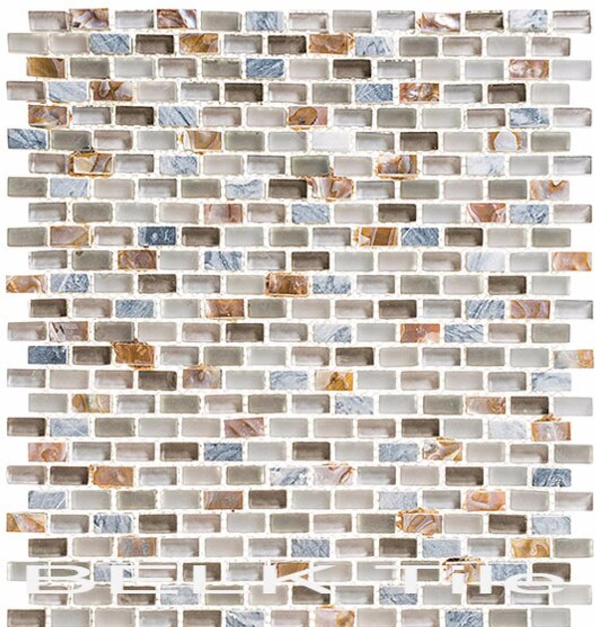Bella Glass Tiles Americana Series Coupe de Ville