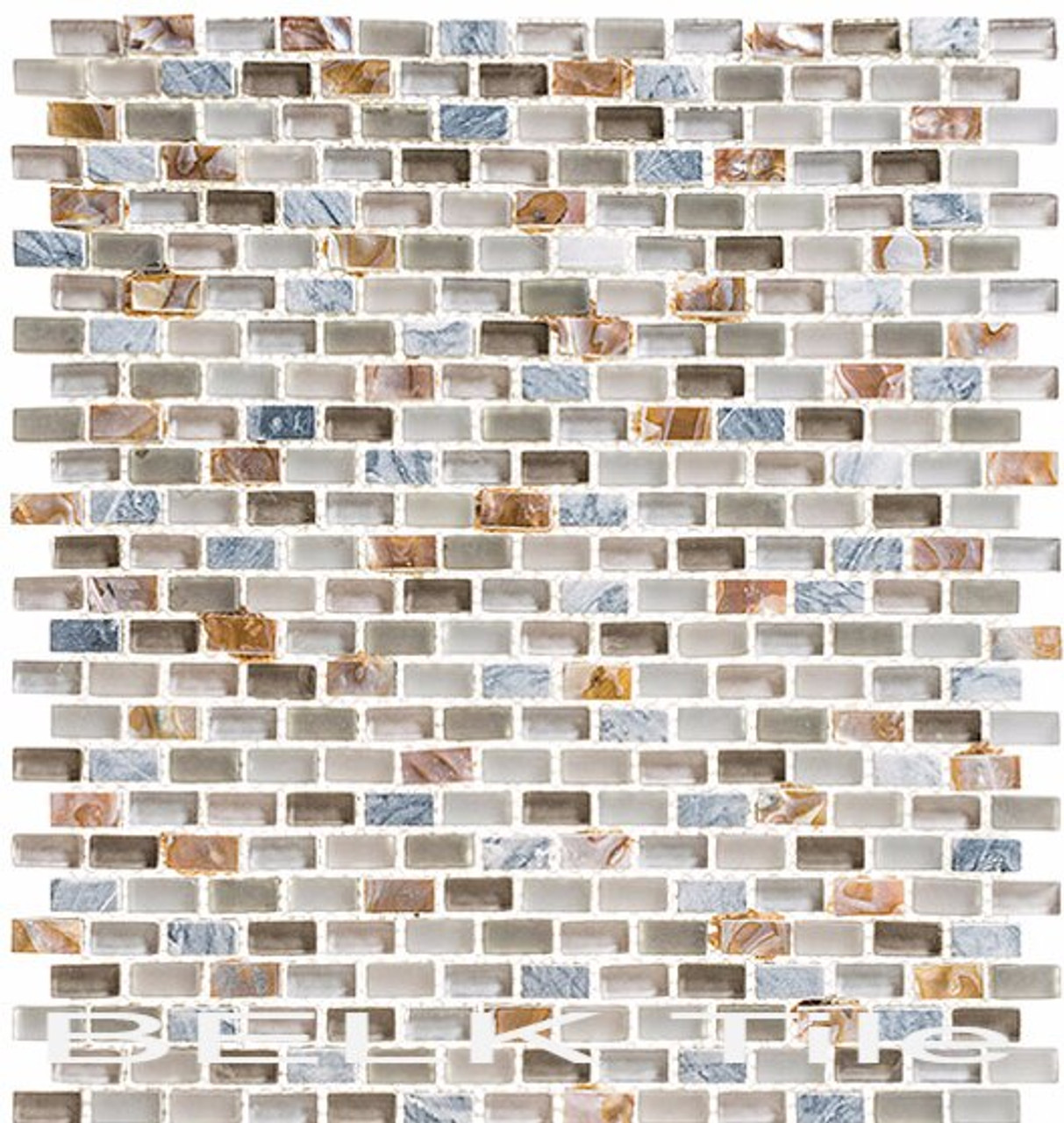 Bella Glass Tiles Americana Series Coupe de Ville AMER394