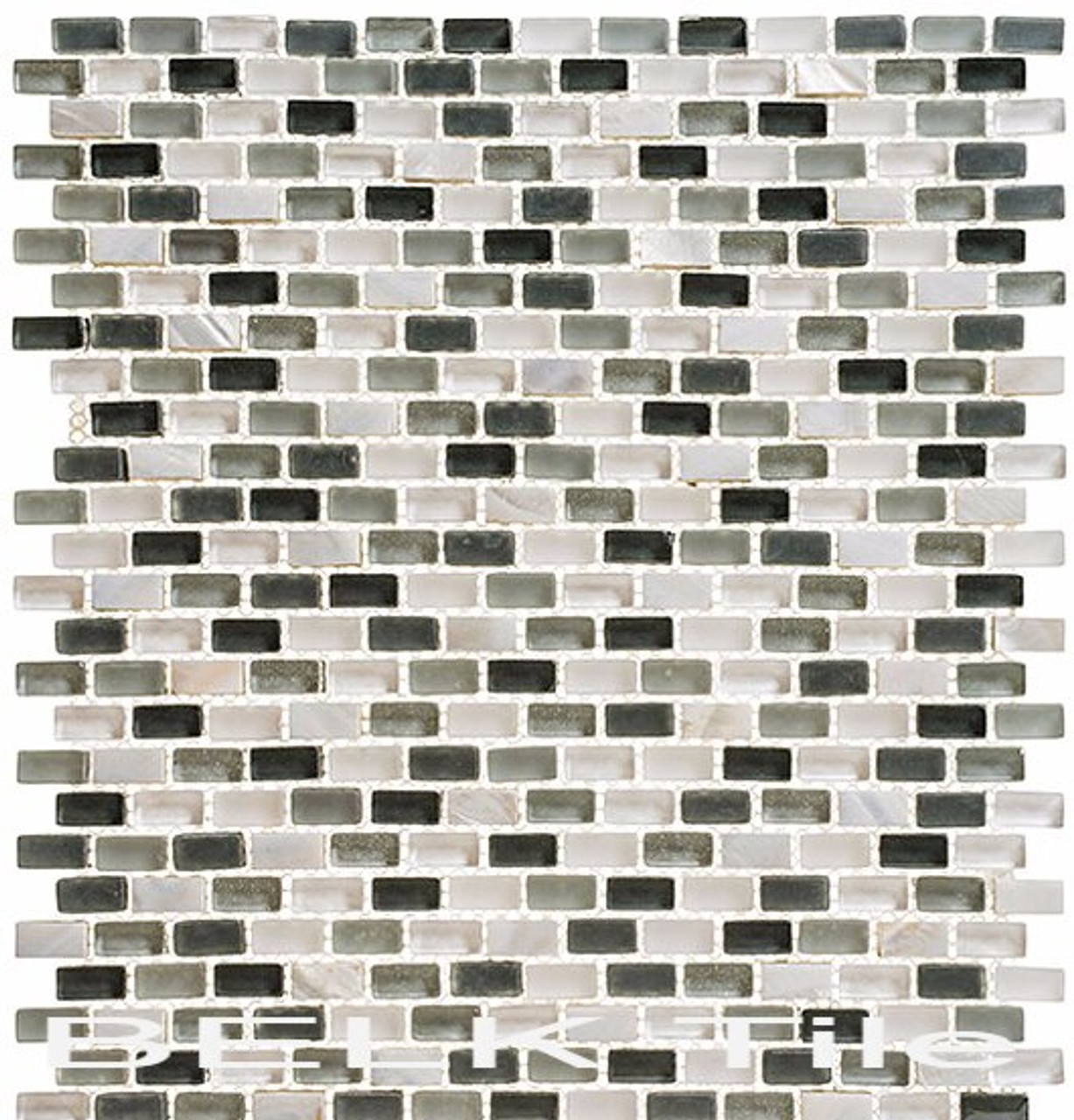 Bella Glass Tiles Americana Series Malt Shop AMER396