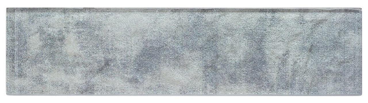 Bella Glass Tiles Velvet Glaze Powder Blue Tile