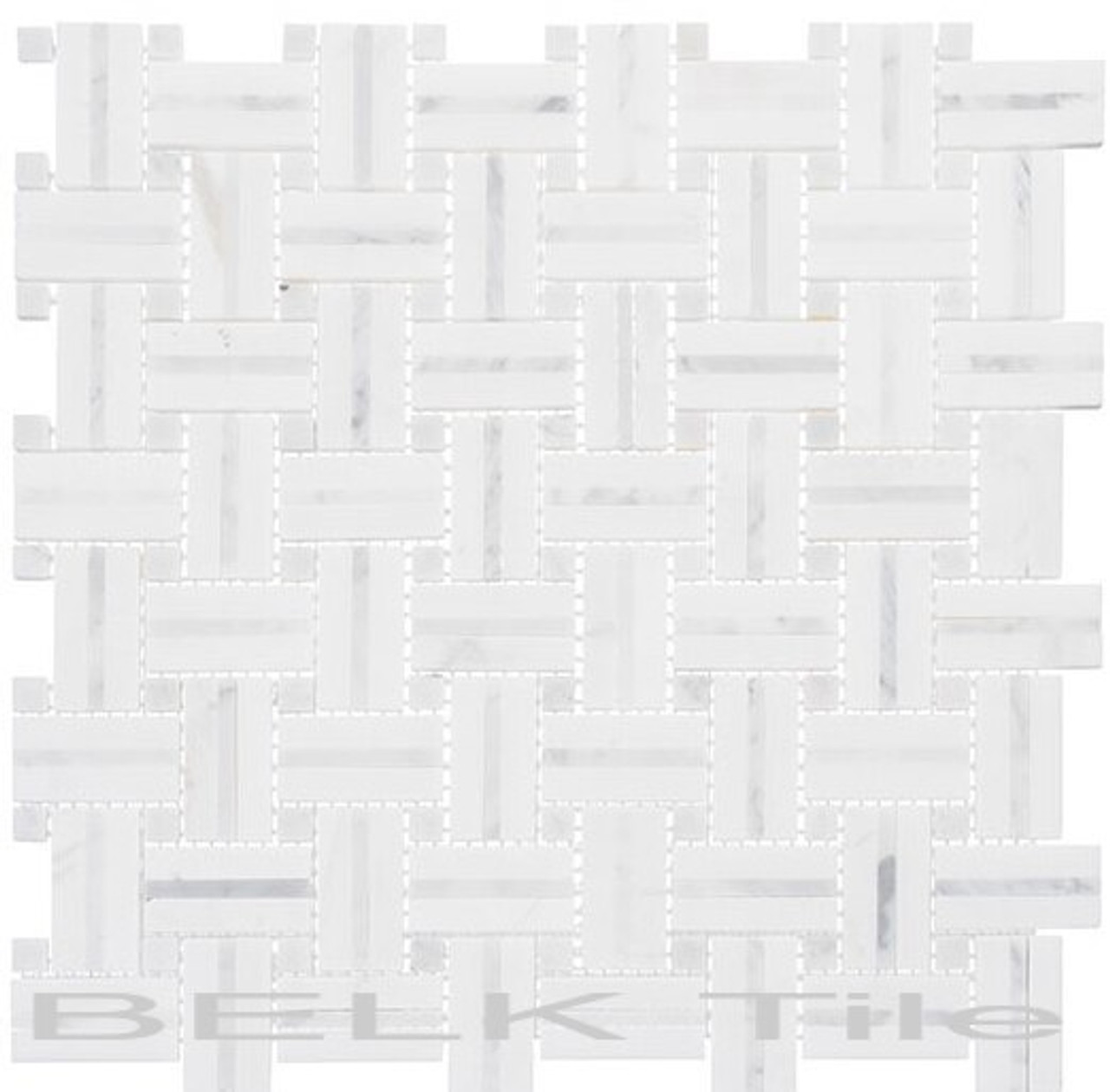 Bella Glass Tiles Ultra Weave Series Lace Lining