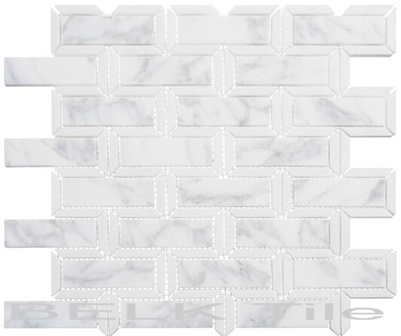 Bella Glass Tiles Colosseum Series Italian Arcade COM-6501