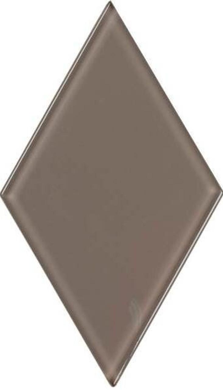 UBC 4.5 inch Glass Diamond Tile Gravel