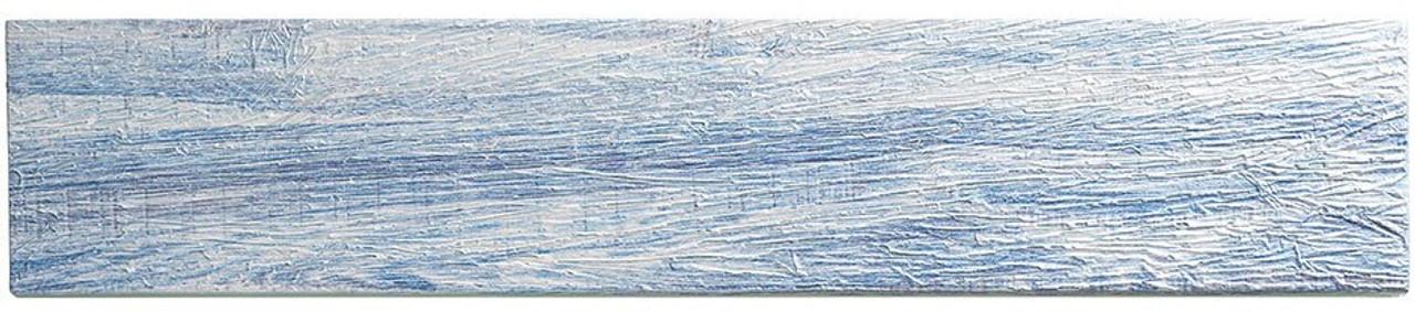 Bella Glass Tiles Jaspen Series Old Seashore 3 x 14 JSP-863