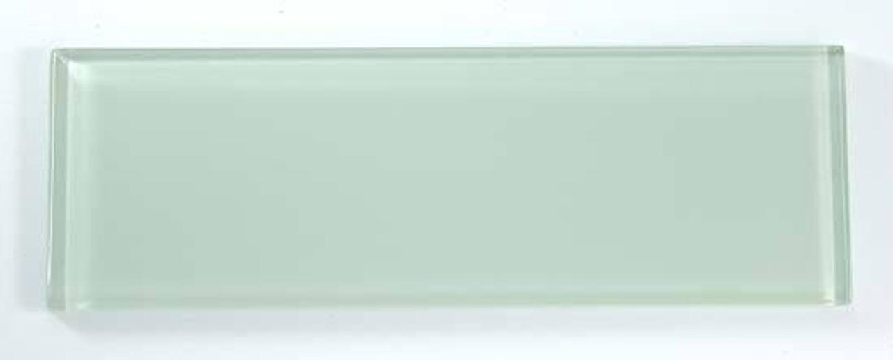 Bella Glass Tiles Crystile Series C15 4 x 12 Subway Ocean Spray