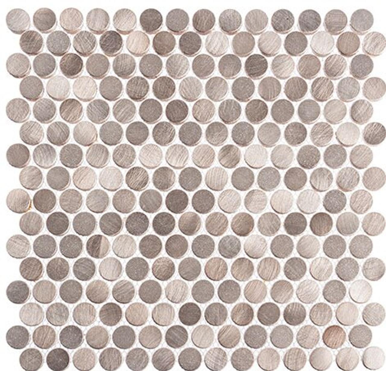 Bella Glass Tiles Urban Jungle Truffle Corner UJ-666