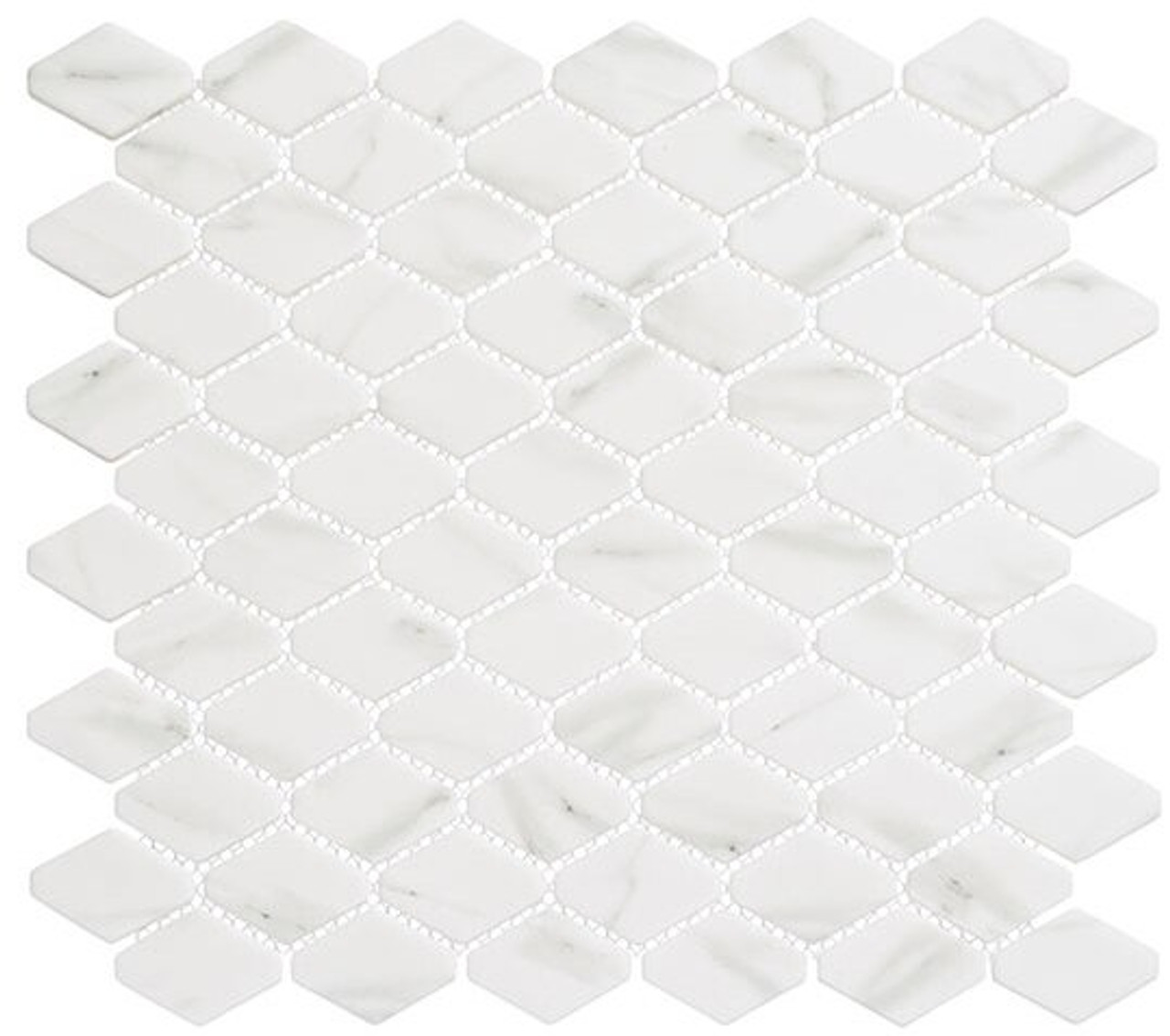 Bella Glass Tiles Antiquities Series Mayan Vanilla ANQ-53