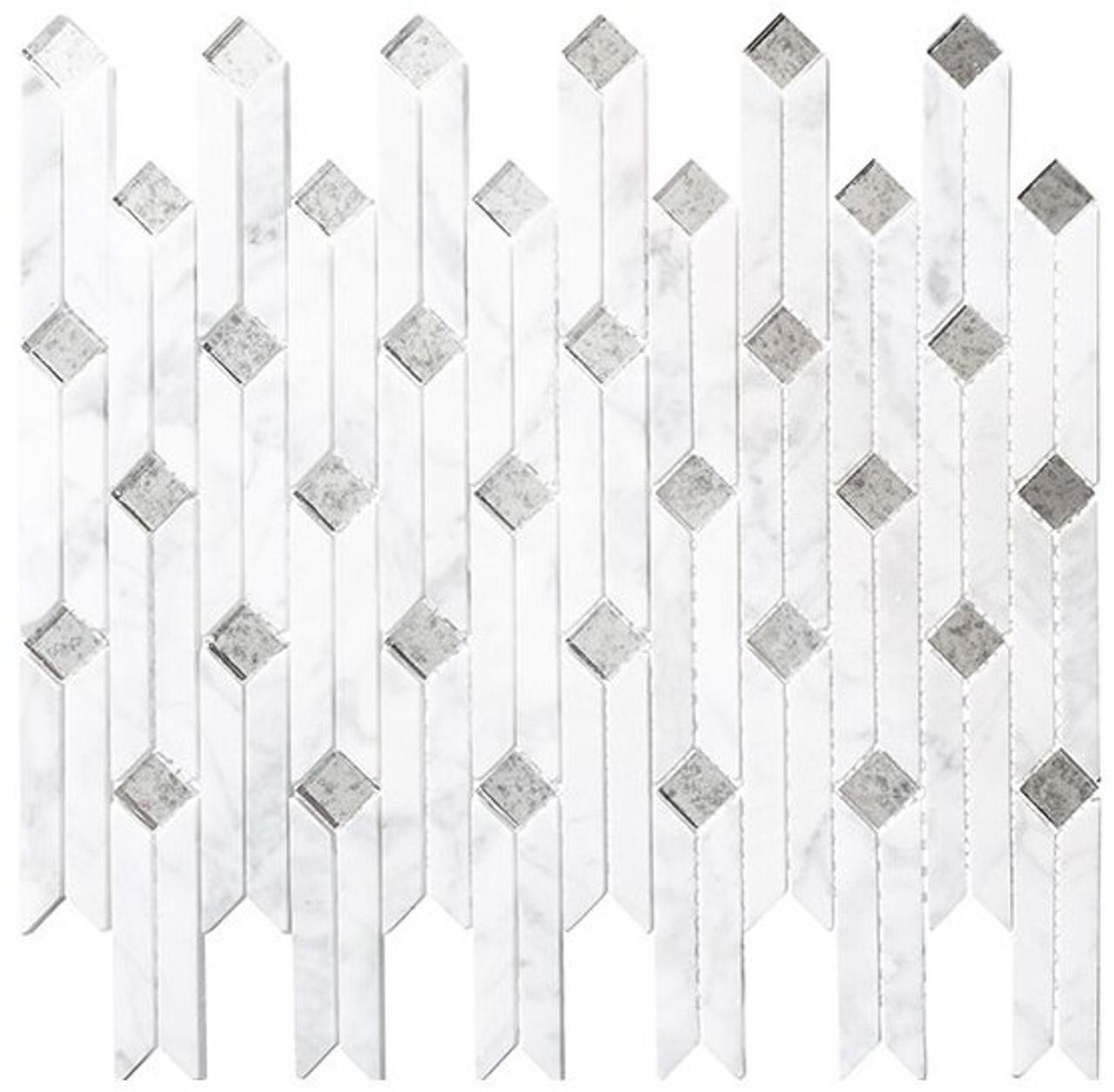Bella Glass Tiles Starburst Series Xenias Belt SAR-2451