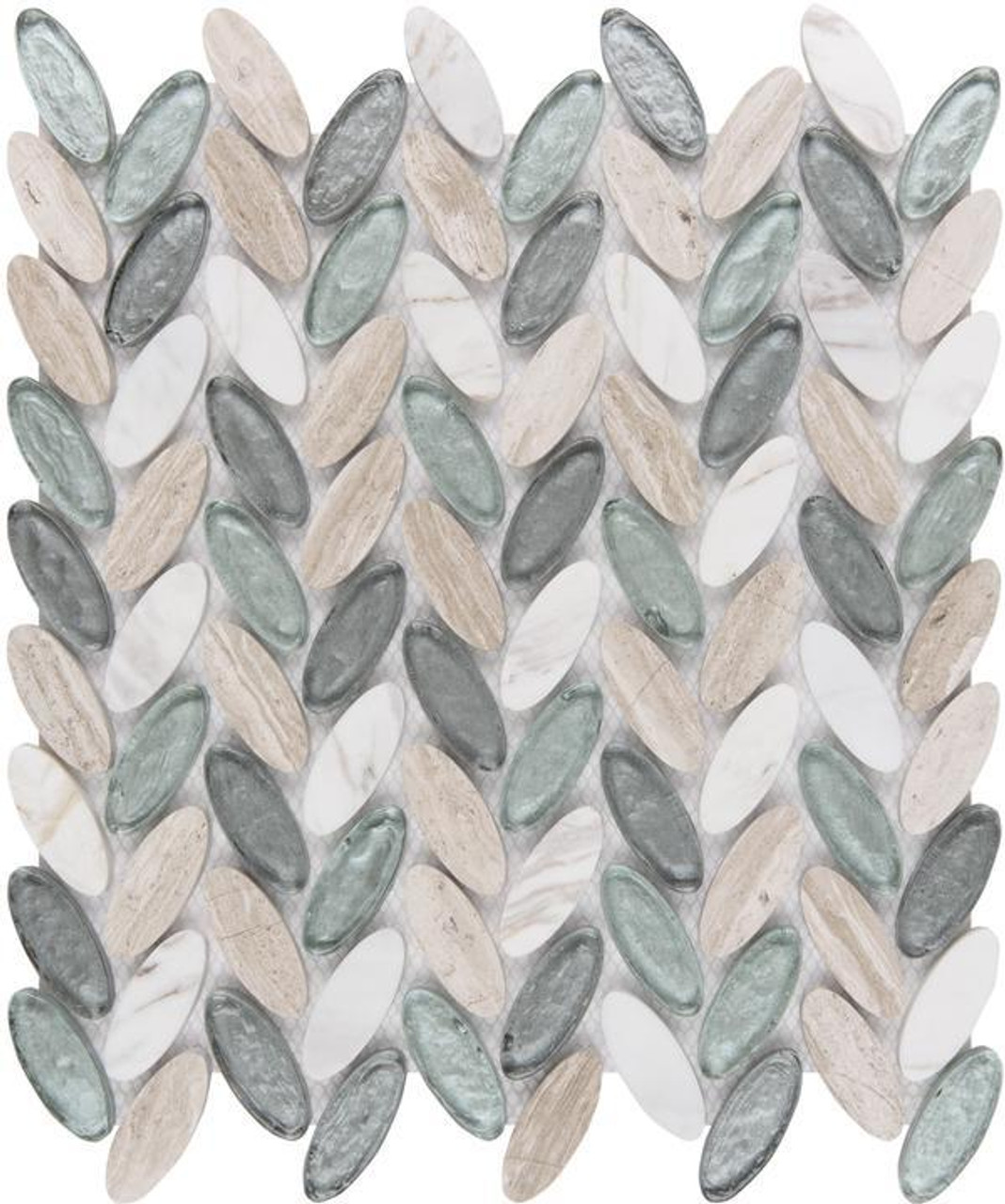 UBC Elyptic Herringbone Tile Glenaiden