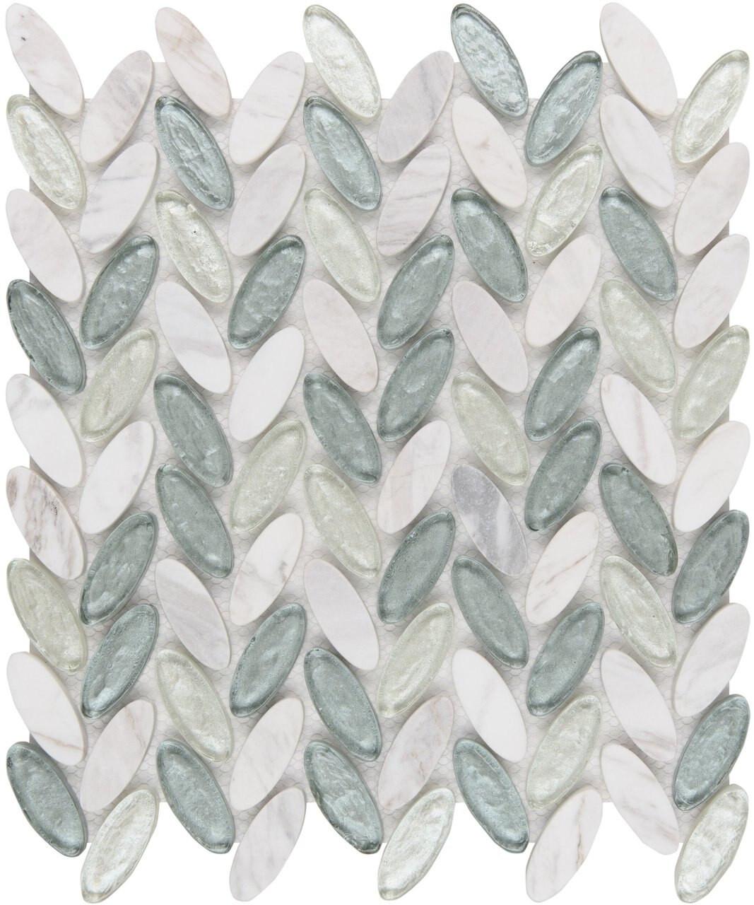 UBC Elyptic Herringbone Tile Morningside