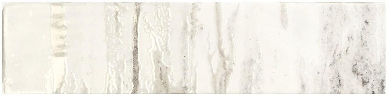 Bella Glass Tiles Princeton Glaze Ceramic Subway Tile Linen Fresh