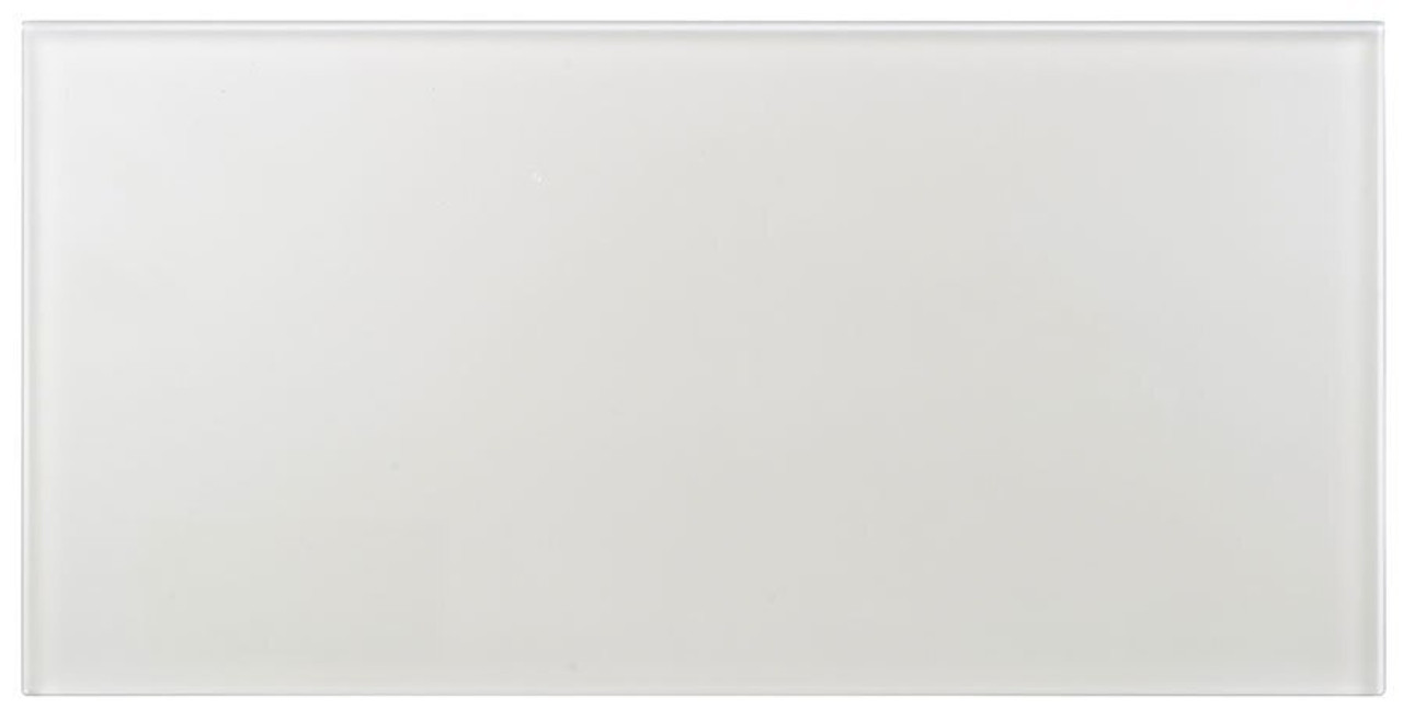 Bella Glass Tiles Yosemite YSM-090 Glacial Peak Subway Tile