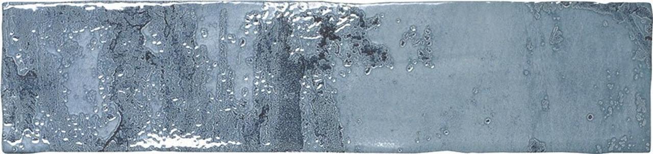 Bella Glass Tiles Rain Drops Ocean Mist RD261 Ceramic Subway