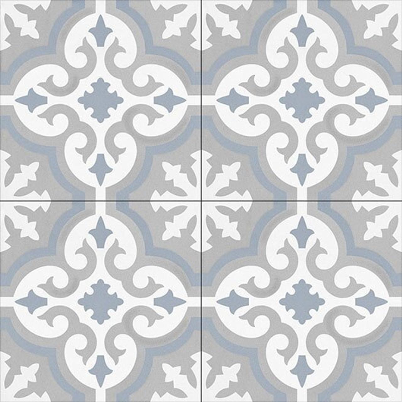 Bella Glass Tiles Amalfi Coast Porcelain Tile Positano Cottage