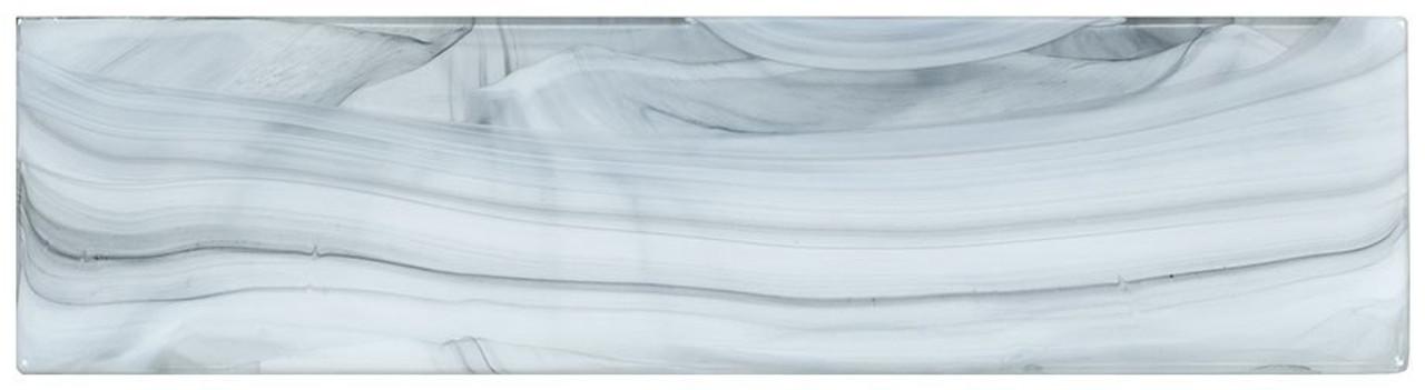 Bella Glass Tiles Elegant Swirl ELS636 Jaed Twist
