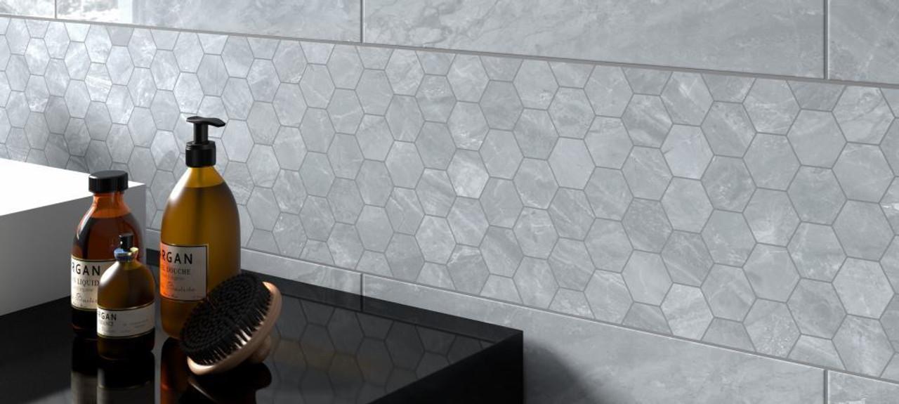 Opulenza Tile Elegant Stone II Series by Opulenza