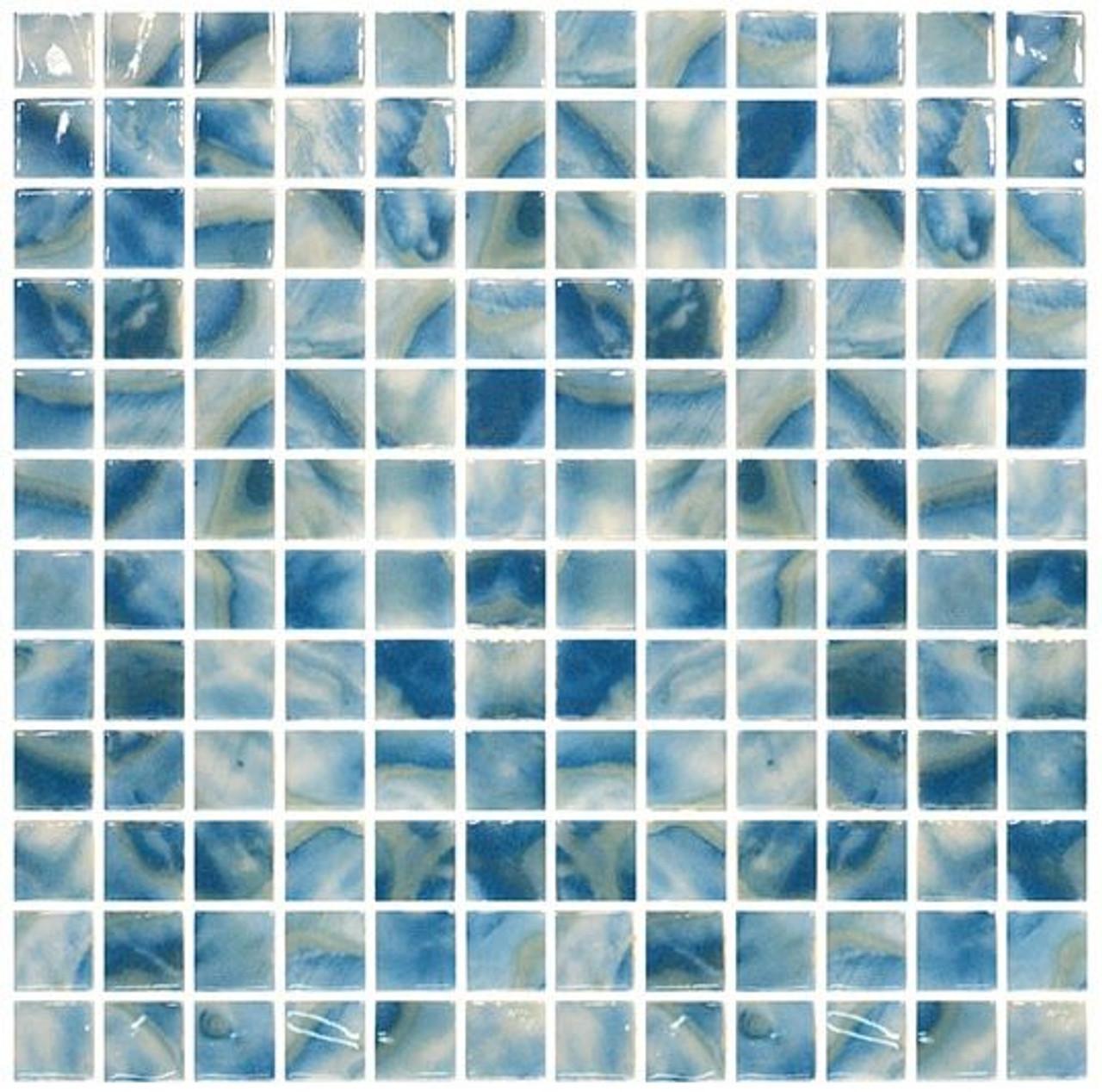 Bella Glass Tiles Del Spa Series Club Med