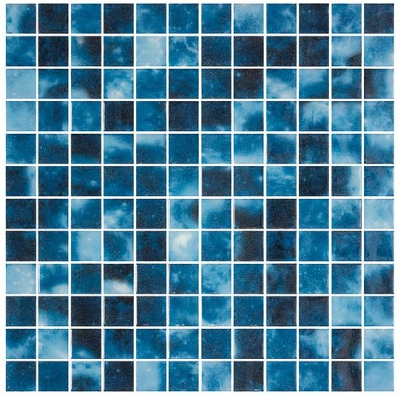 Bella Glass Tiles Del Spa Series Mariana Trench