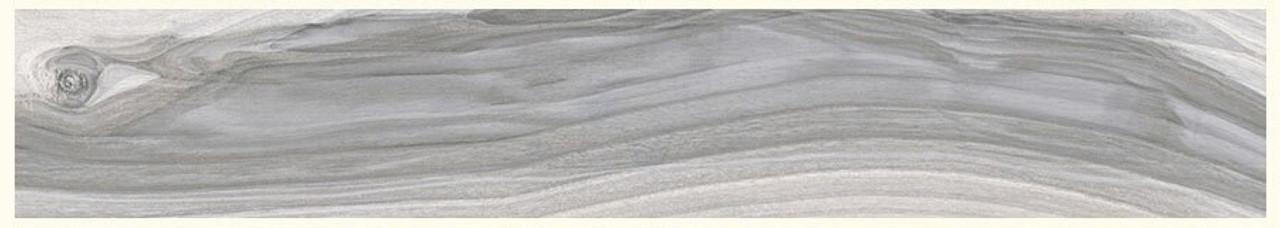 Bella Glass Tiles Ala Timber Porcelain 3 x 18 Chelsea Grey ATM583