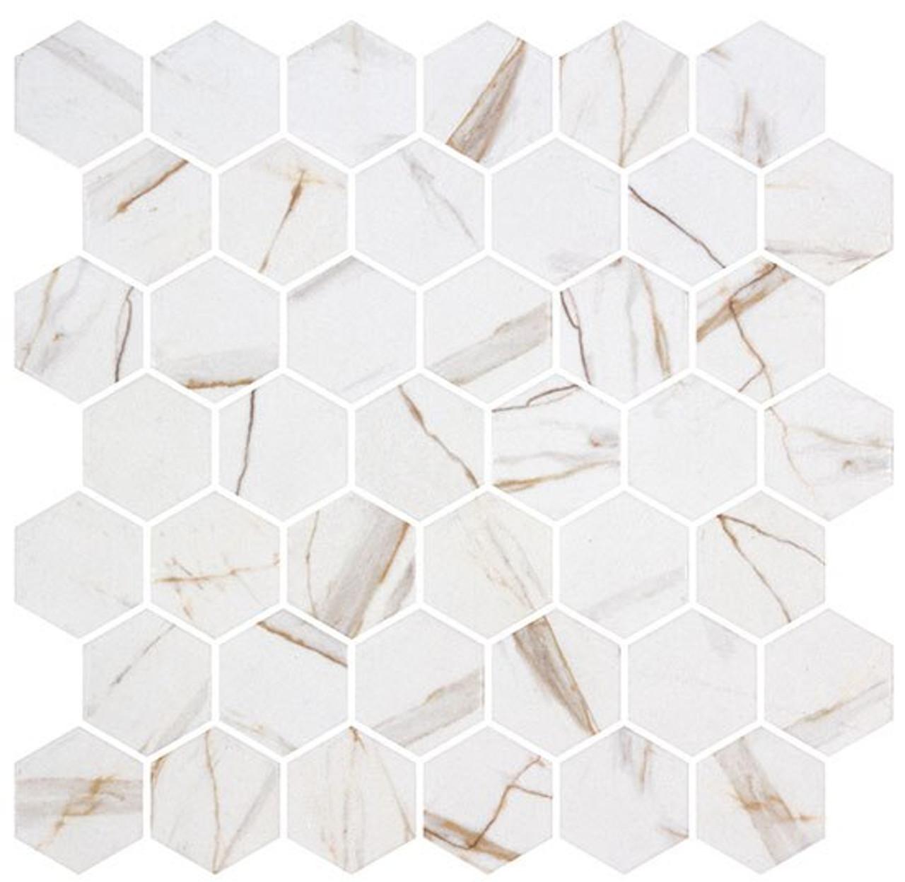 Bella Glass Tiles Mayan Garden Series MYN1303 Sun Rays
