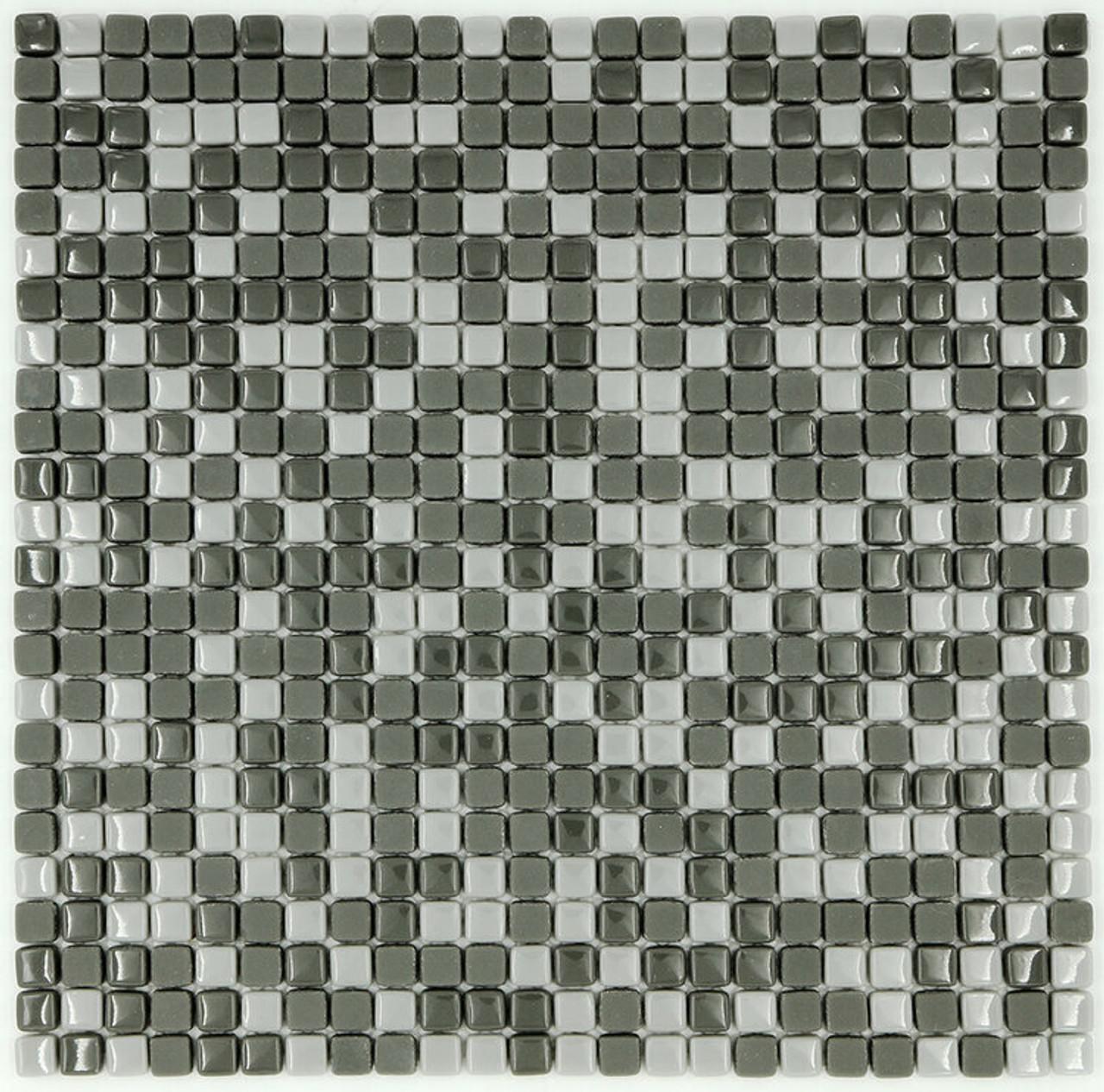 My Tile Backsplash Sicily Collection Series Cube Monsoon