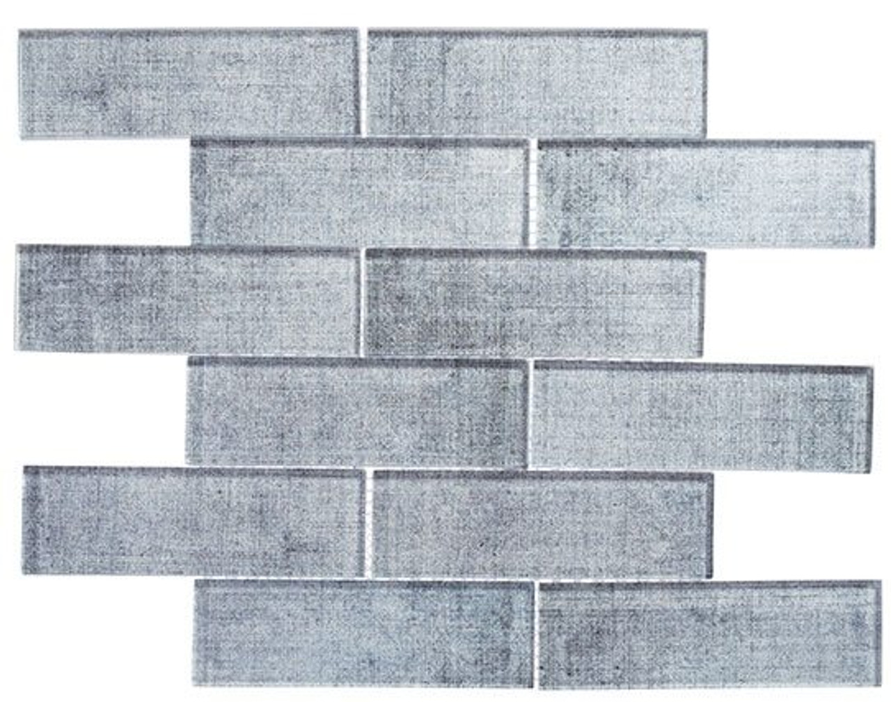 Bella Glass Tiles Westminster Series WM775 London Fog