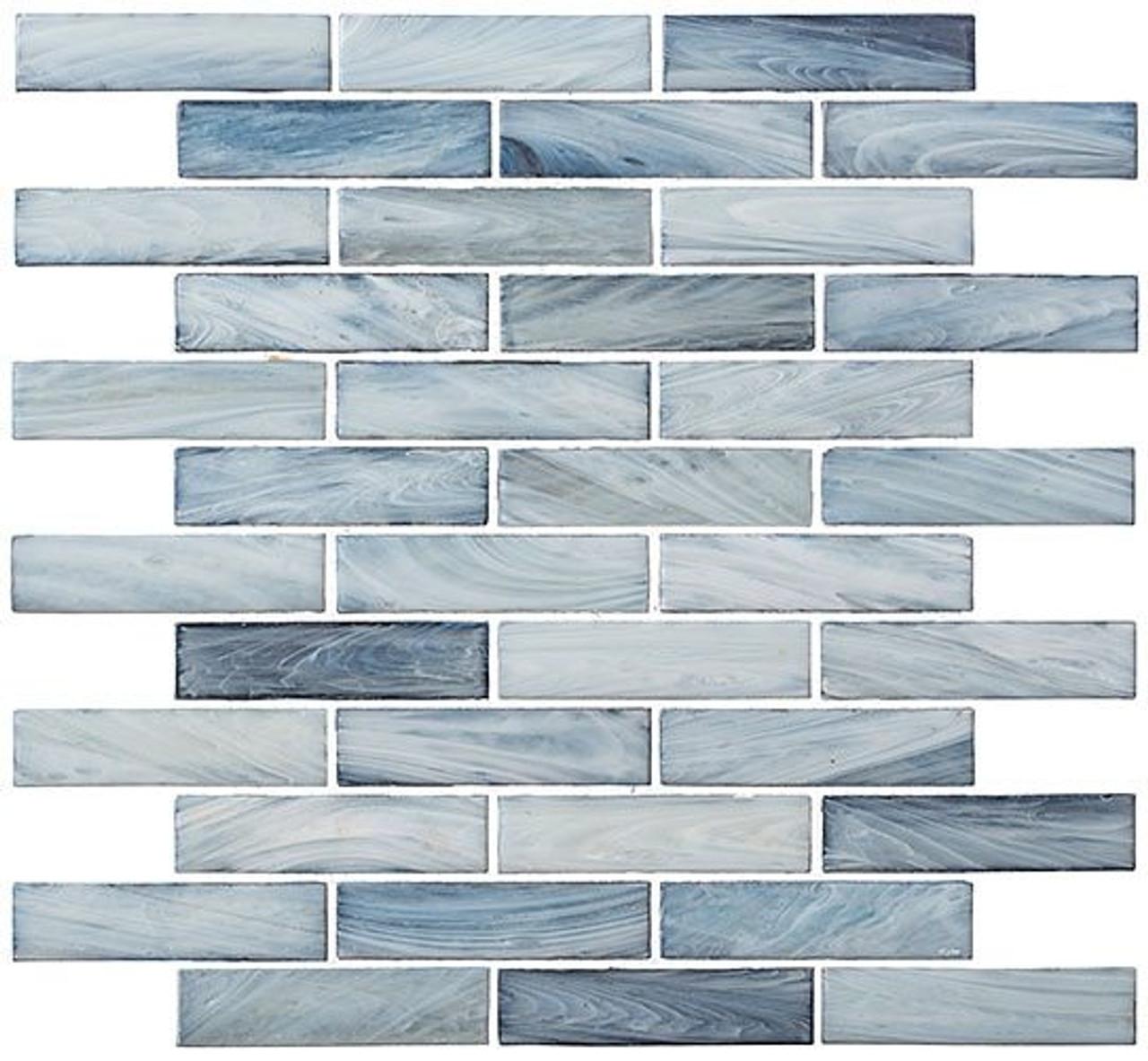 Bella Glass Tiles New England Series Maritime Blue NWG-793