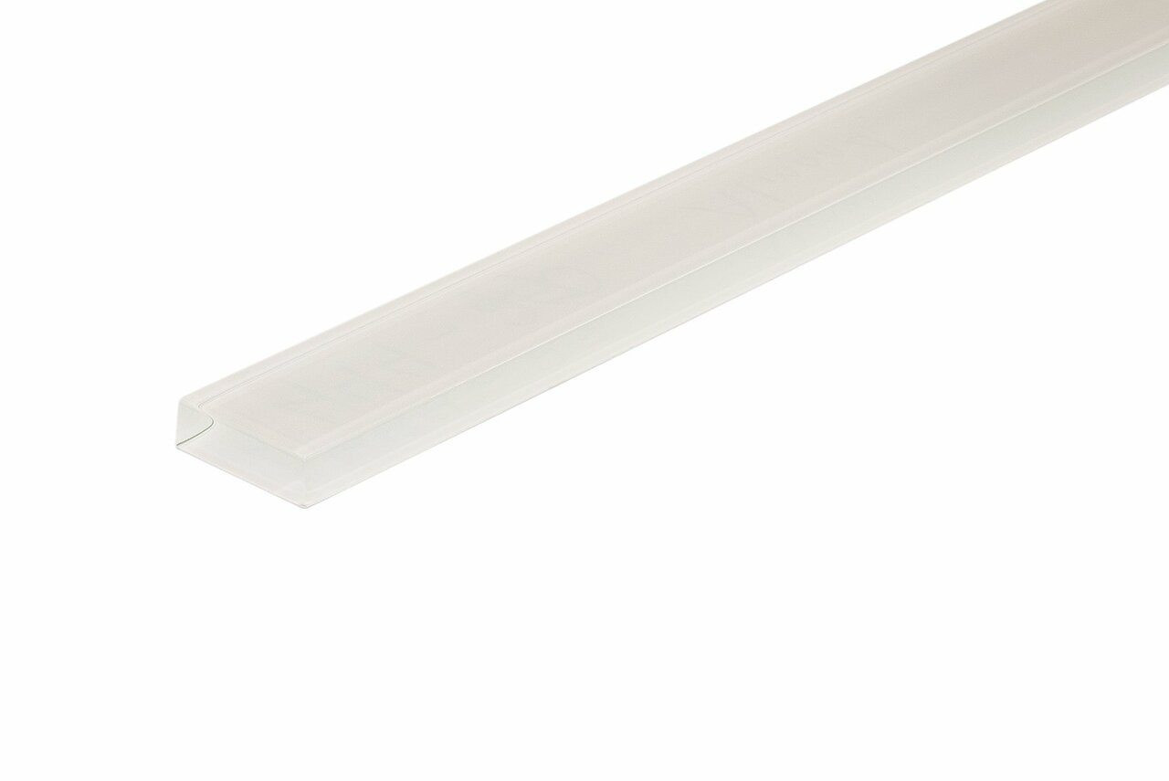 UBC Basic Collection 5/8 x 8 Glass Liner Wheat 444-249