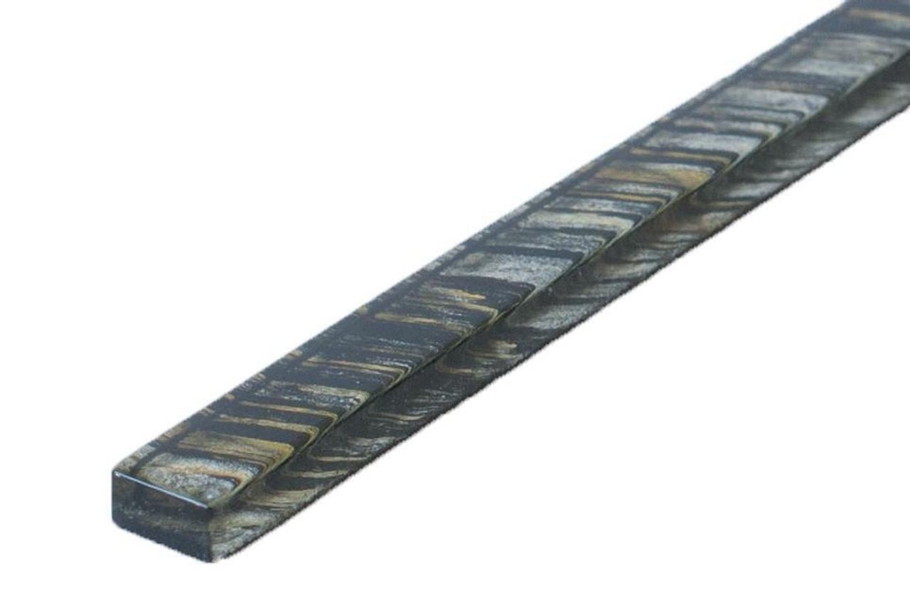 UBC Basic Collection 5/8 x 8 Glass Liner Graffitti 531-602