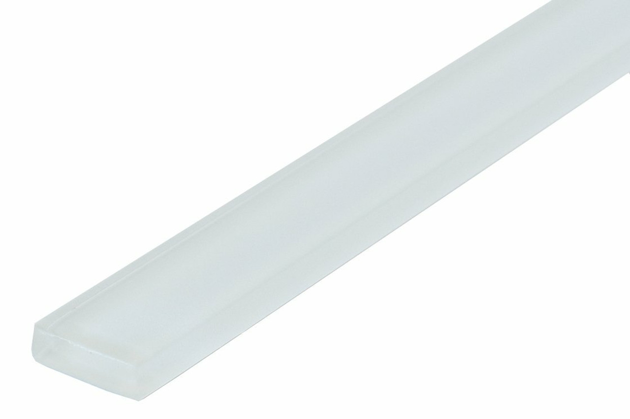 UBC Basic Collection 1 x 12 Glass White 531-448
