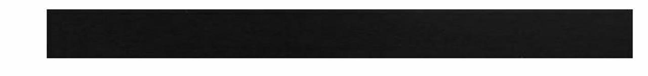 UBC Gun Metal Series Flat Liner 526-132