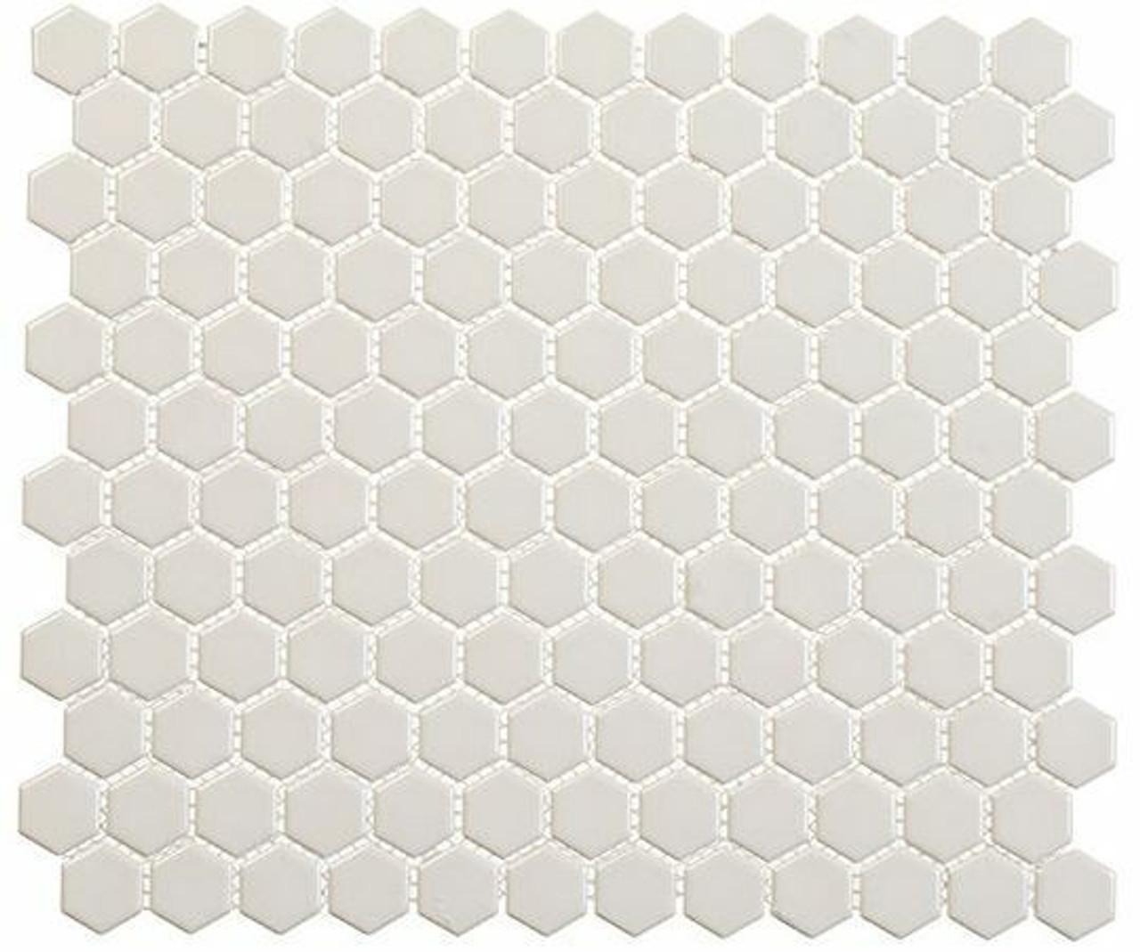 Bella Glass Tiles Freedom Avenue Hexagon Empire Place FDM1812