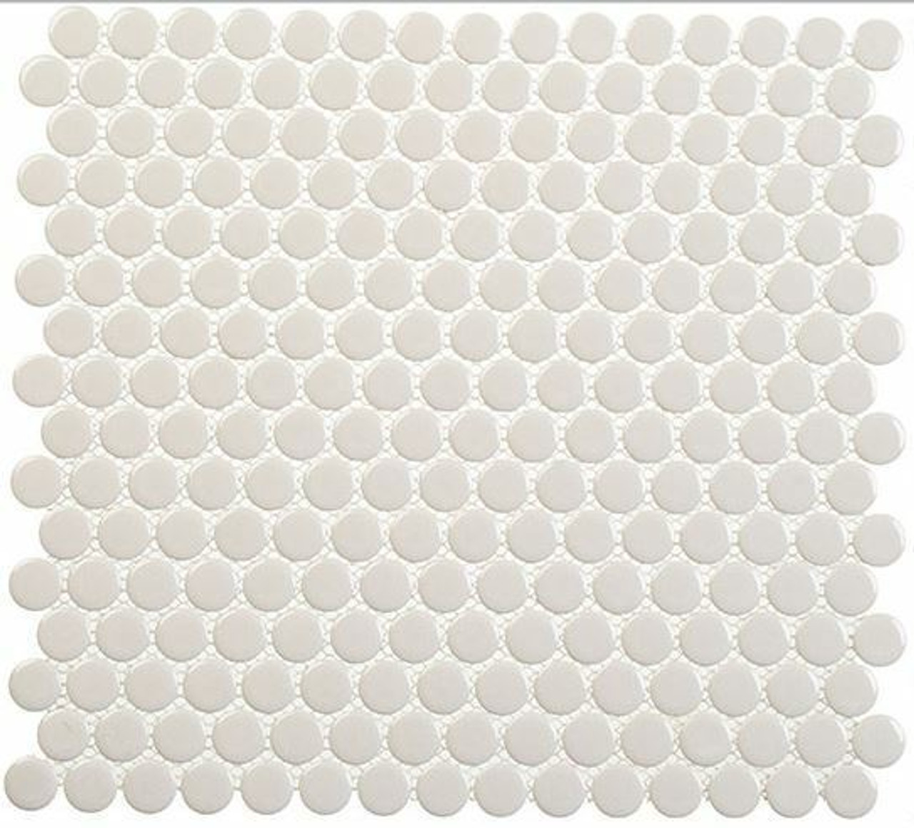 Bella Glass Tiles Freedom Avenue Penny Round Empire Place FDM1802