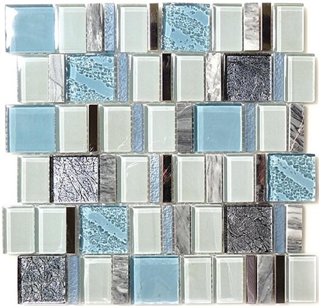Bella Glass Tiles Academia Series Astronomers Light