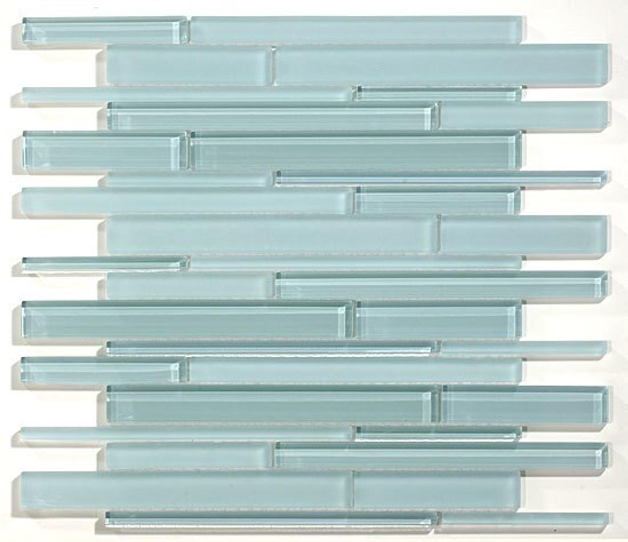 Bella Glass Tiles Cane Series Glass Tiles CN27 Grey Stone