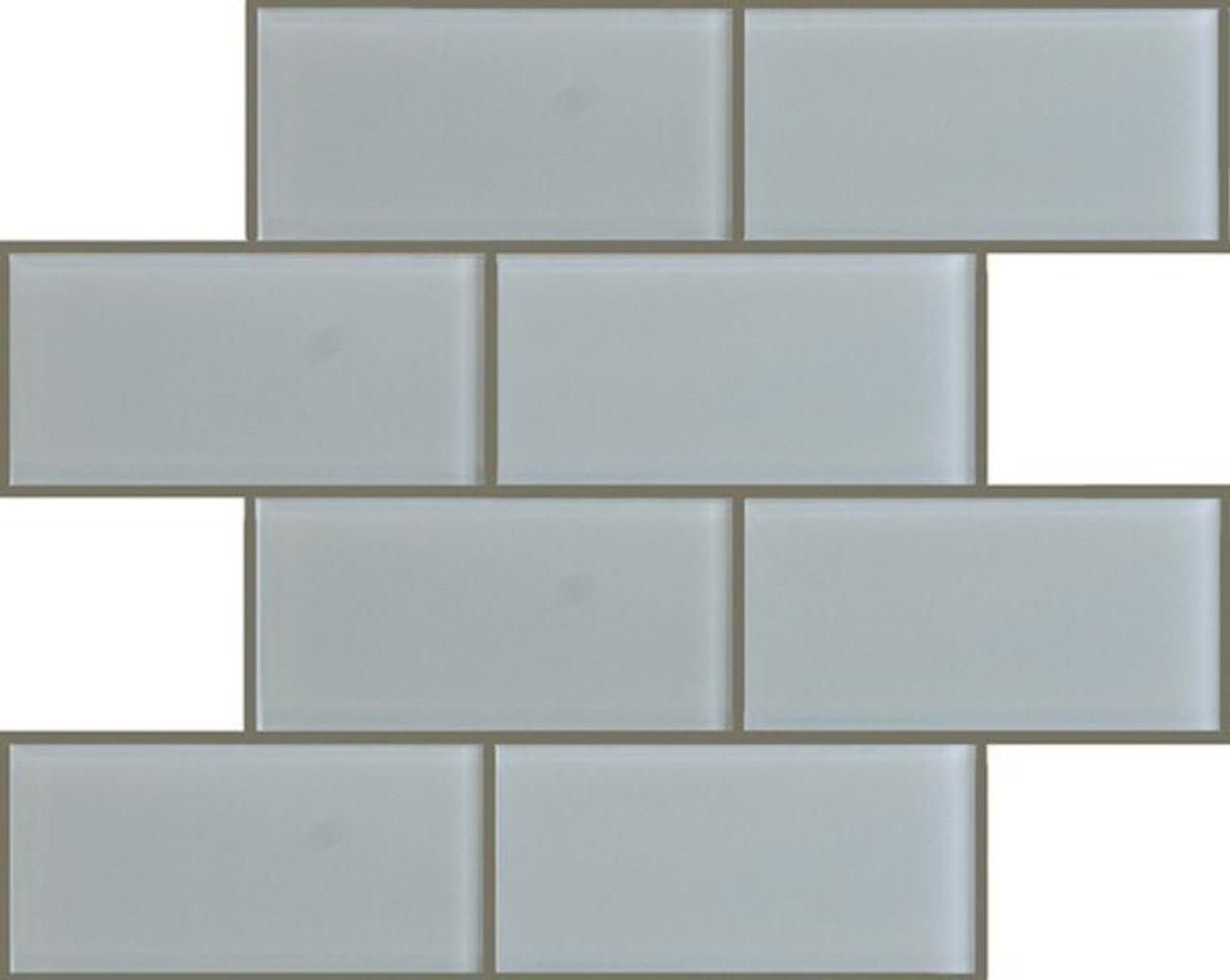UBC Basic Collection 3 x 6 Whisper Gray